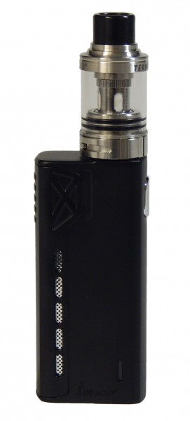 Terminator E-Zigarette 90 W Kit Schwarz RDA