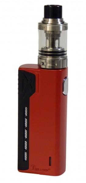 Terminator E-Zigarette 90 W KIT RTA Rot